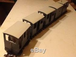 SM32 Complete Industrial Narrow Gauge Twin Train Set 16mm Scale Garden Railway
