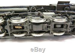 Sn3 P-B-L Brass SOUTHERN PACIFIC NARROW GAUGE 4-6-0 #8 SP SPNG DCC sound