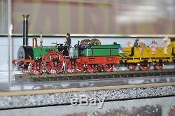 Spur 1 gauge 1Märklin ADLER JUBILÄUMSZUG 5-teilig Messingmodell & Figuren