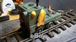 Spur G / G-Gauge 45 mm Feldbahn Diesel Lok