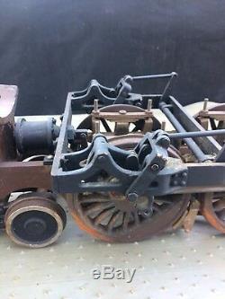 Steam / 3-1/2 Gauge live steam locomotive / Steam Engine / Live Steam