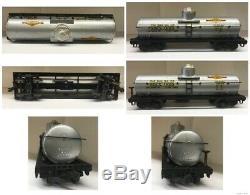 ULTRA-RARE VINTAGE Lionel OO Gauge 1938 Presentation Case with Complete Hudson Set