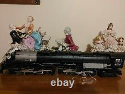 Union Pacific Big Boy 4014 O gauge steam engine Lionel mint condition