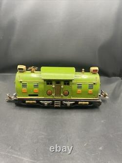 Vintage Lionel 254E Prewar Diesel O Gauge Locomotive Train