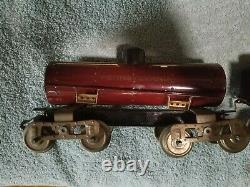 Vintage Lionel prewar standard gauge #6 freight set Rare