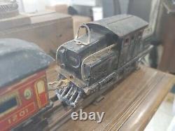 Vintage Pre War American Flyer Lines Train Set- 1928-1929- O Gauge- Train Set