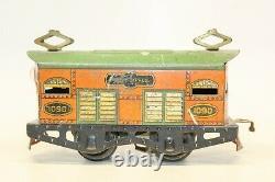 Vintage Pre-war American Flyer Empire Express Electric 0-gauge Train Set