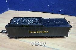 Weaver modern O gauge Nickel Plate 759 Berkshire steam locomotive 581233