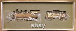 Westside WMC Southern Pacific SP-1 2-8-0 HOn3 Narrow Gauge Brass