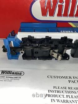 Williams 6028 O Gauge Conrail Diesel Locomotive EX With Sounds Runs