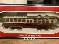 Williams Bachmann 23907 Peter Witt Streetcar Toronto MIB O-Gauge