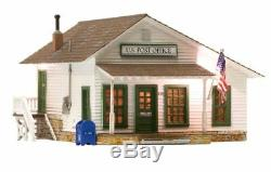Woodland Scenics Letters & Parcels Post Office Built & Ready O Gauge Wds5864 New